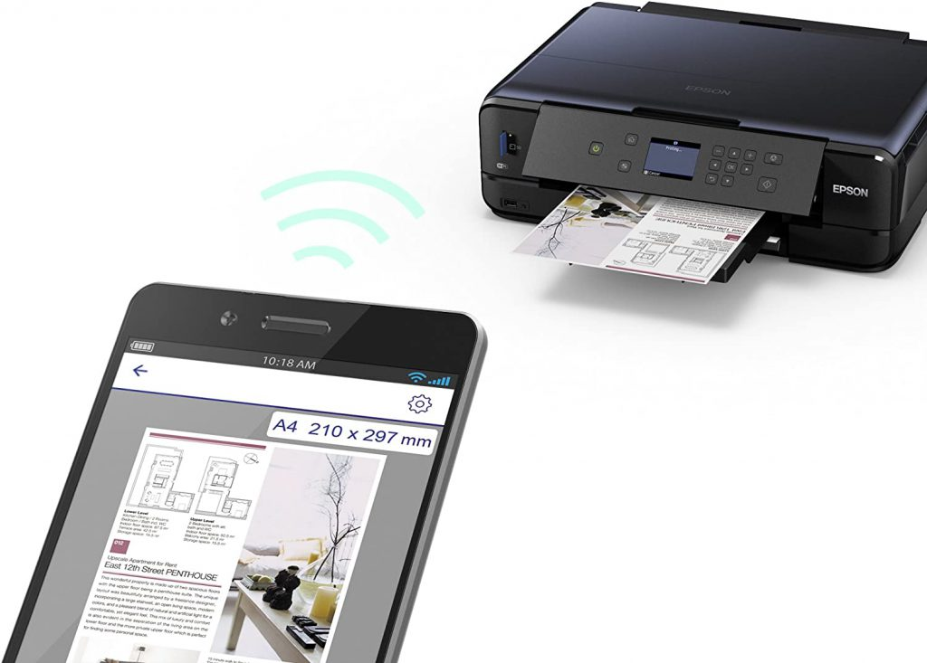 epson expression premium xp-900 wifi