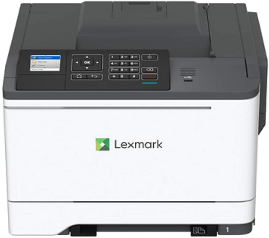lexmark c2425dw impresora láser color wifi