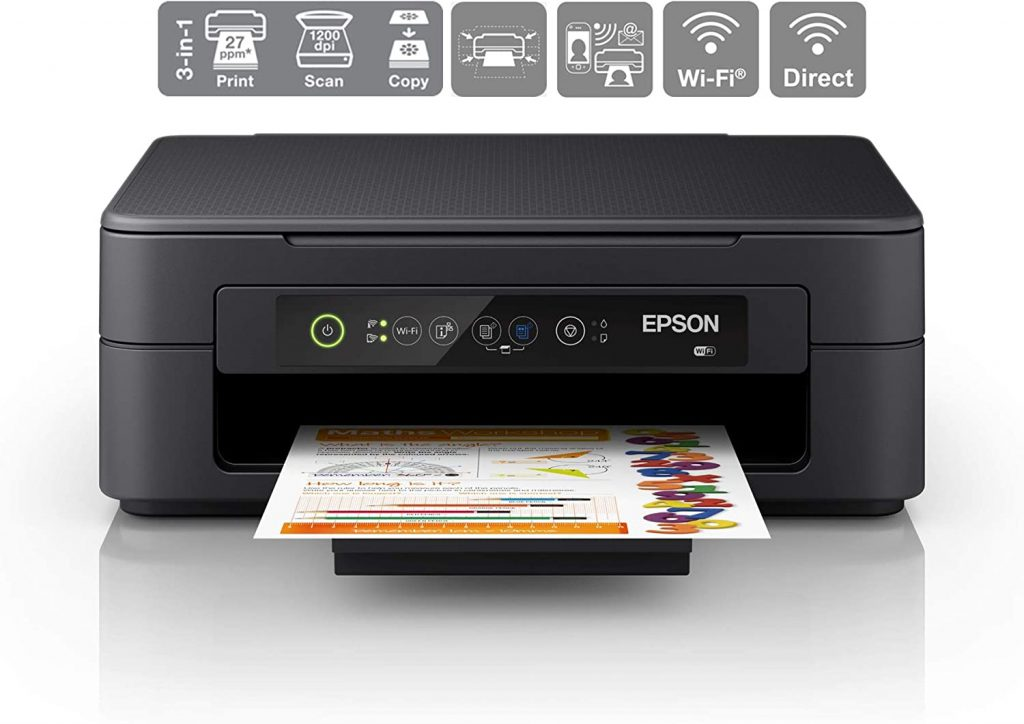 Impresora Epson Expression Home XP-2100