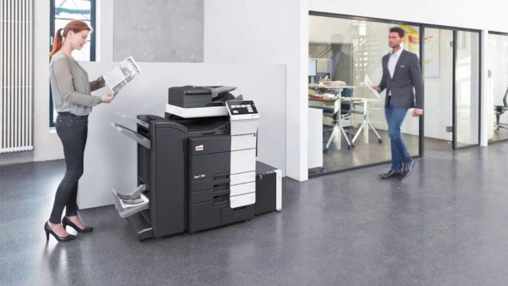 Impresora para empresa grande