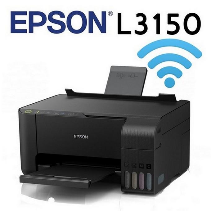 Especificaciones multifuncional epson L3150 ecotank wifi