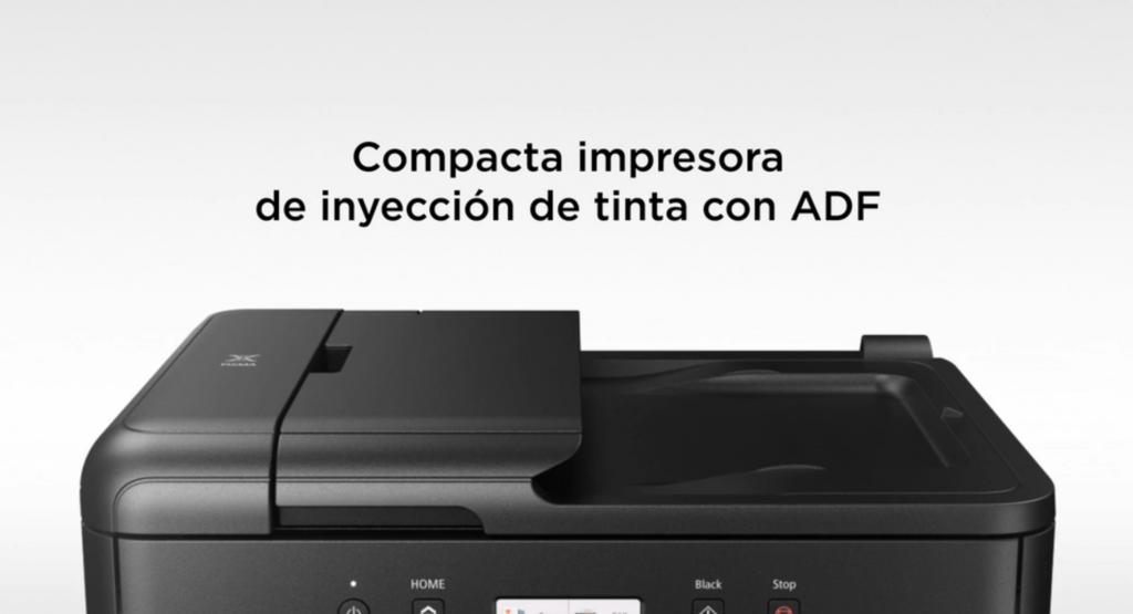 impresora Canon Pixma TR7550 características
