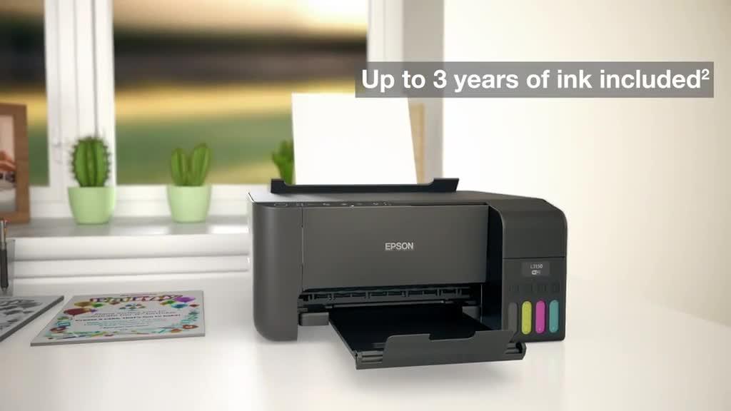 impresora Epson Ecotank L3150 opiniones