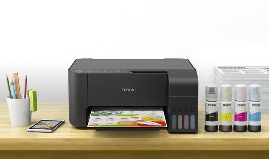 impresora Epson Ecotank L3150 review