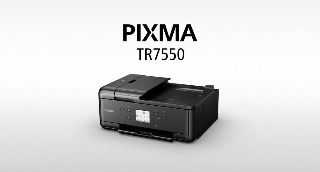 pixma tr7550