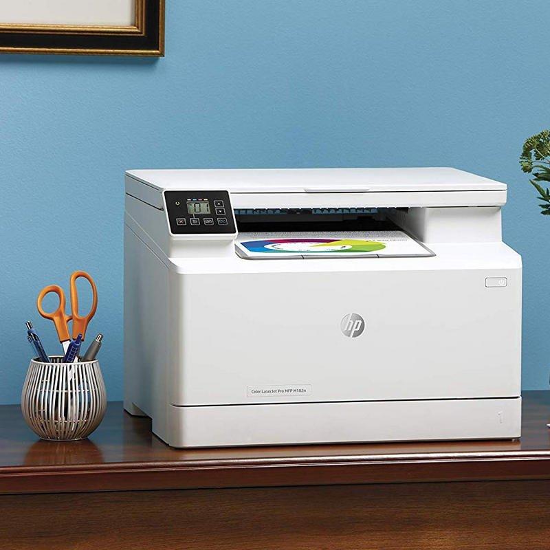 HP Color LaserJet Pro MFP M182N opiniones