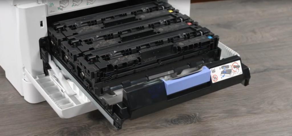 HP Color LaserJet Pro MFP M182N toner