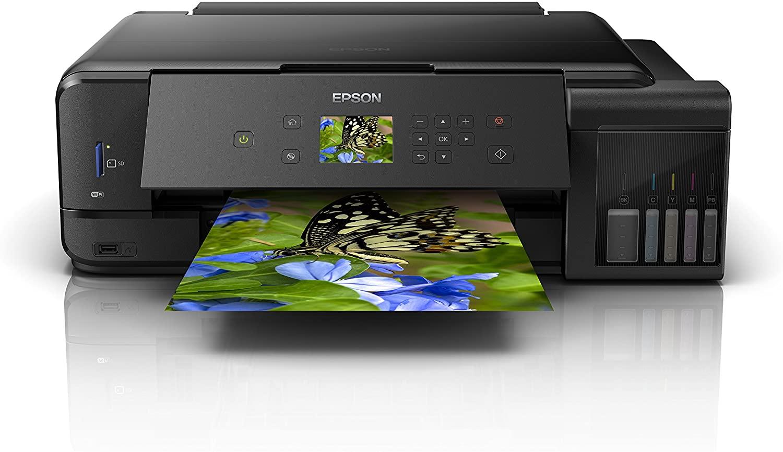 Impresoras Epson EcoTank ET-7750