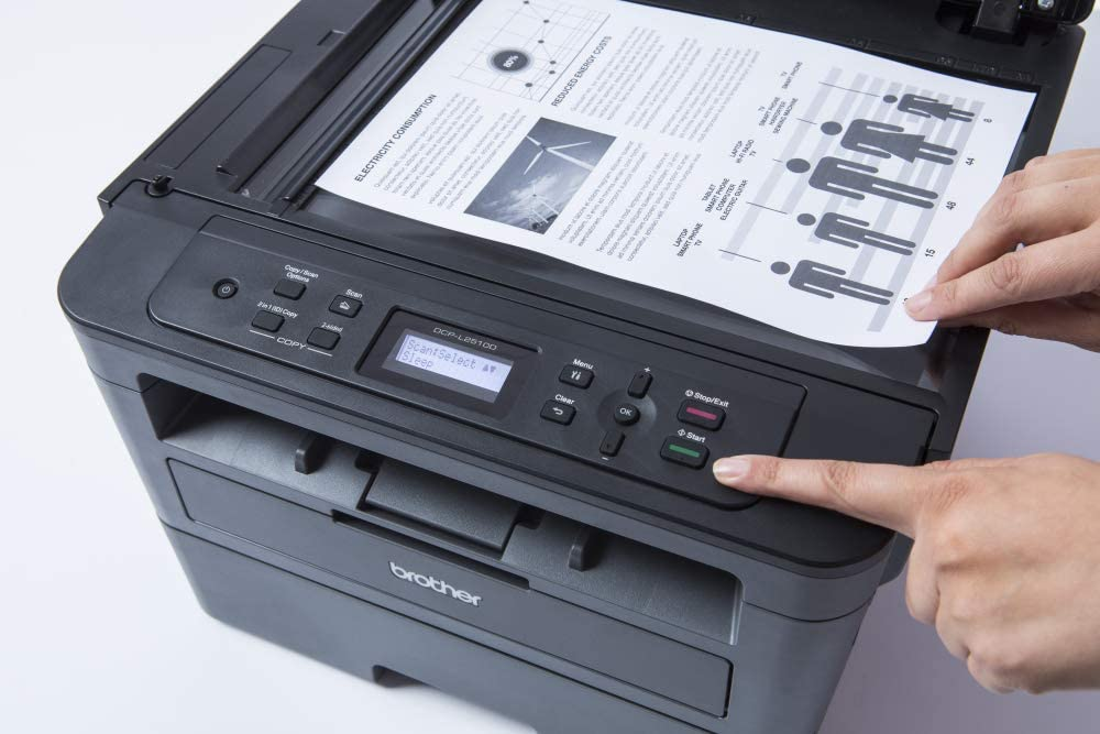 brother dcp-l2510d review