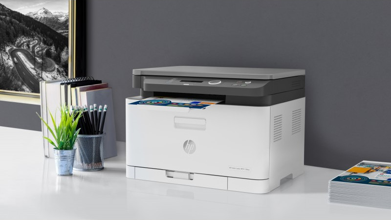 hp color laser 178nw multifuncion color wifi