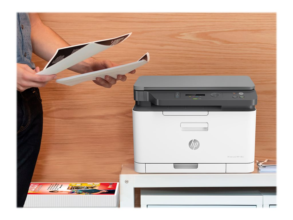 hp color laser mfp 178nw opinión