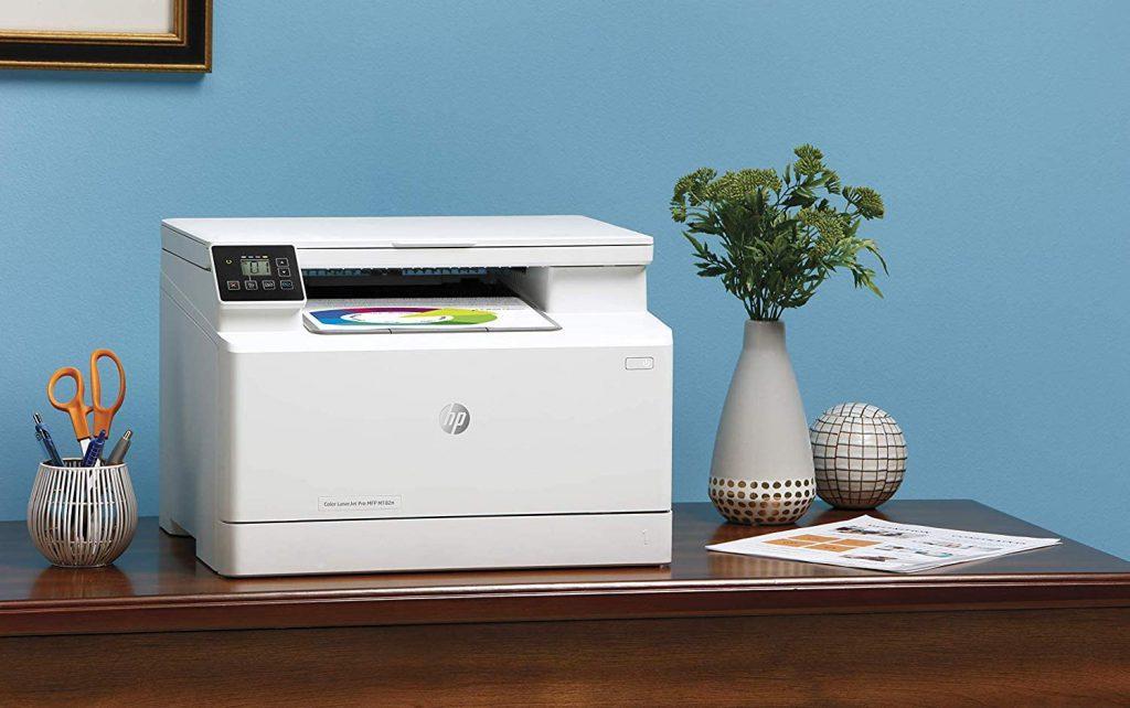 HP color Laserjet pro m182n análisis