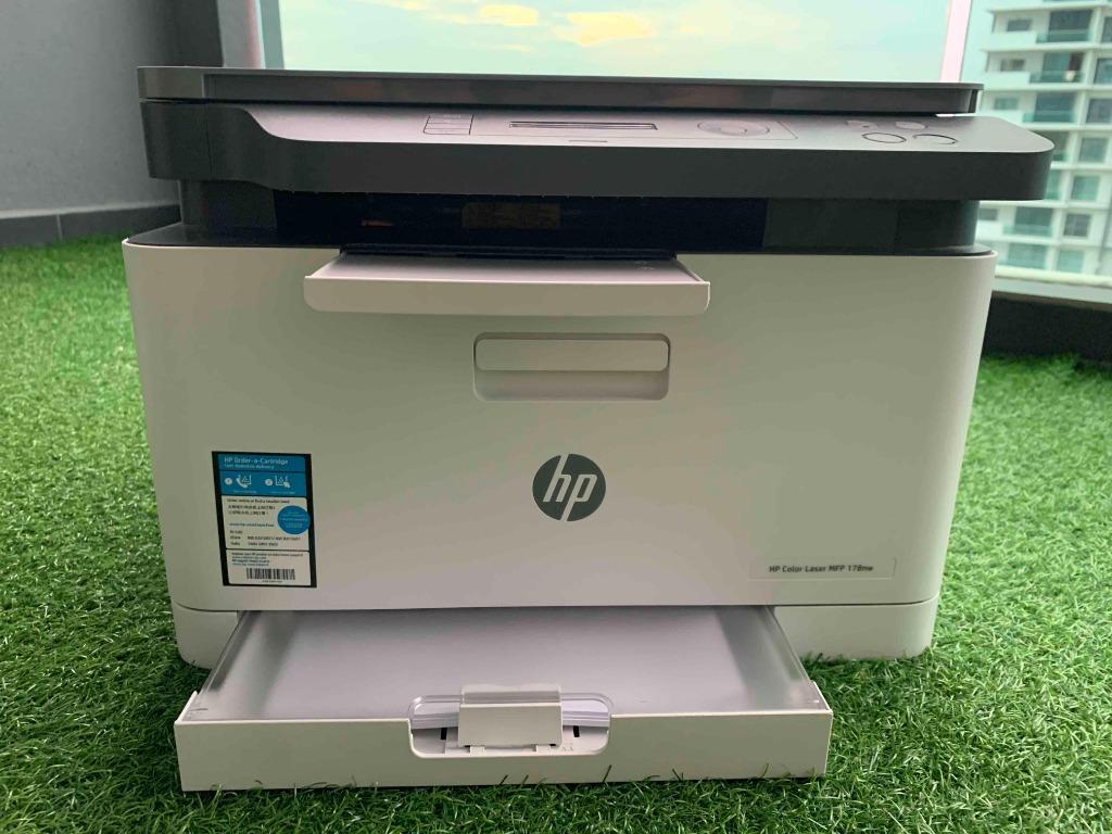 impresora hp mfp 178nw