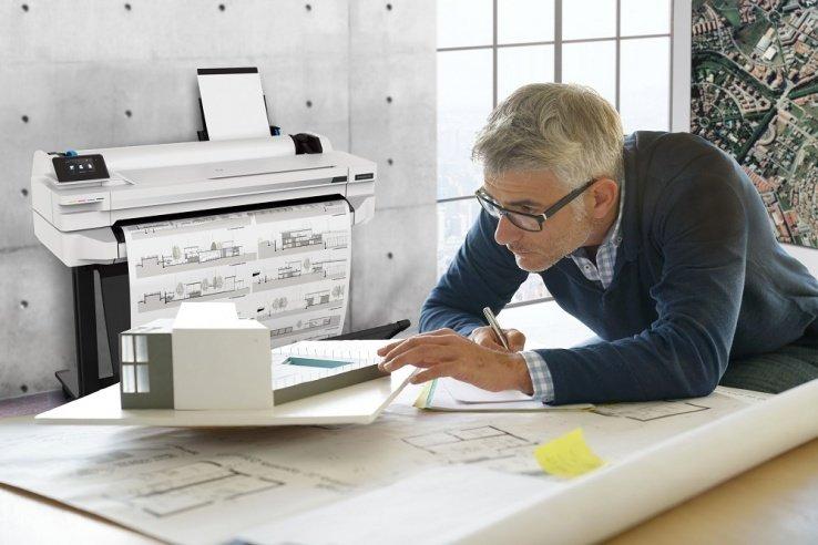 impresora para arquitectura
