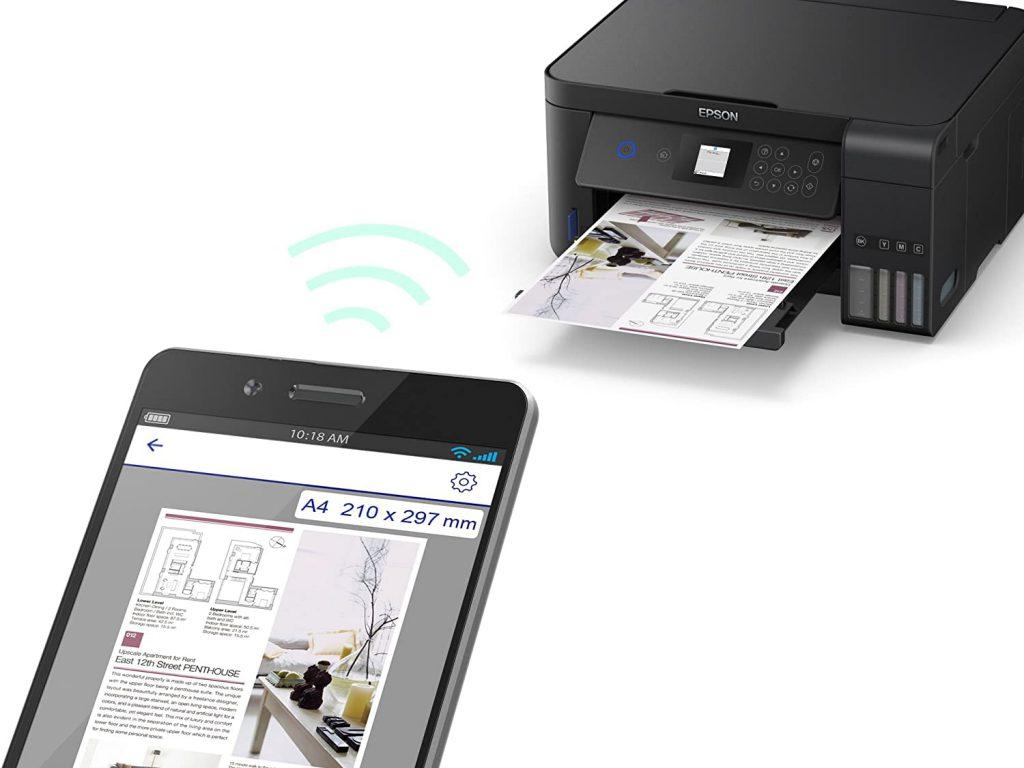 Epson EcoTank ET‑2750 wifi