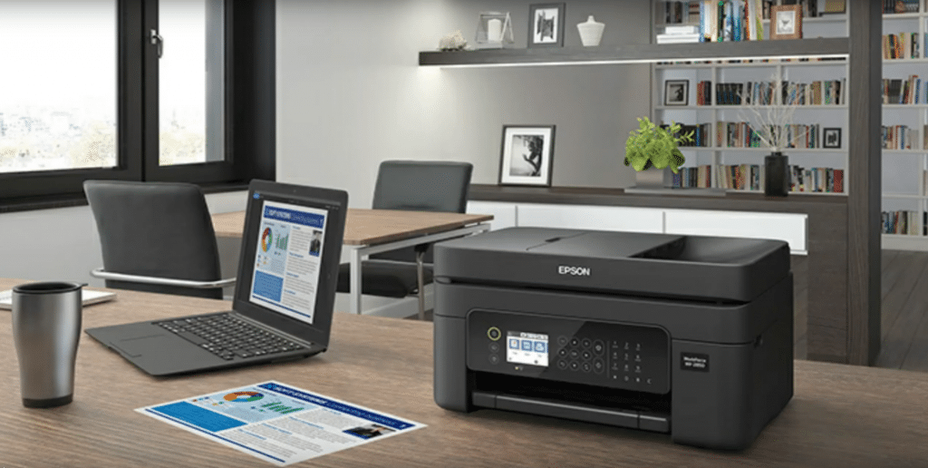 Epson WorkForce WF-2850DWF review
