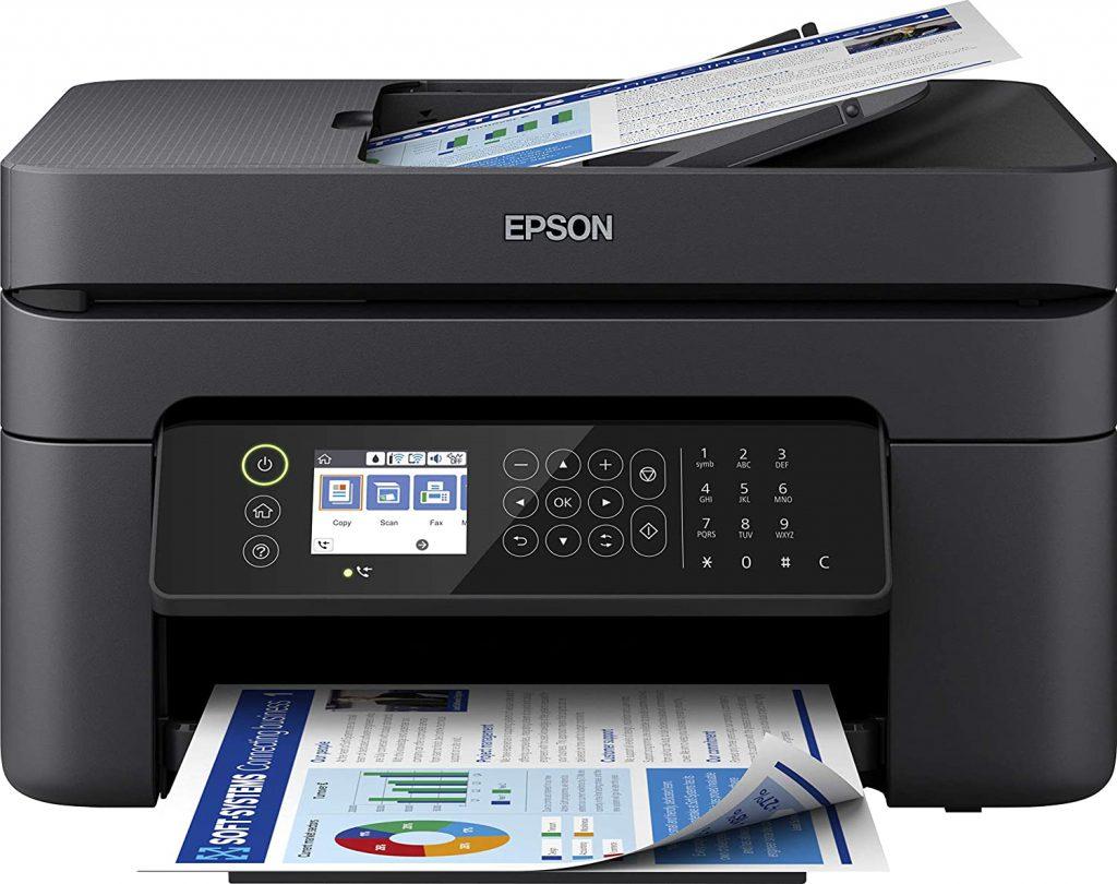 Impresora Epson WorkForce WF-2850DWF