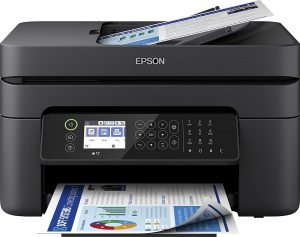 Impresora Epson WorkForce WF-2850DWF