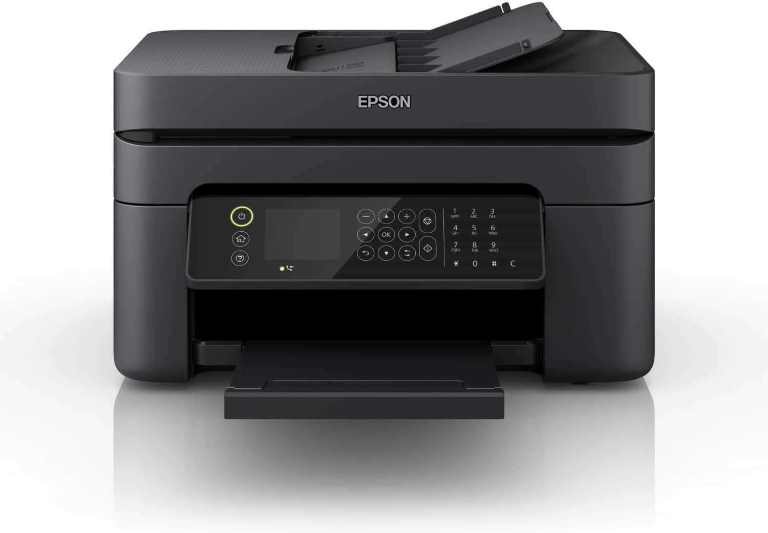 Impresora Epson WorkForce WF-2850DWF caracteristicas