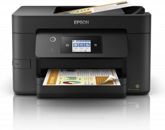 Impresoras Epson Workforce Pro WF-3820DWF opinión