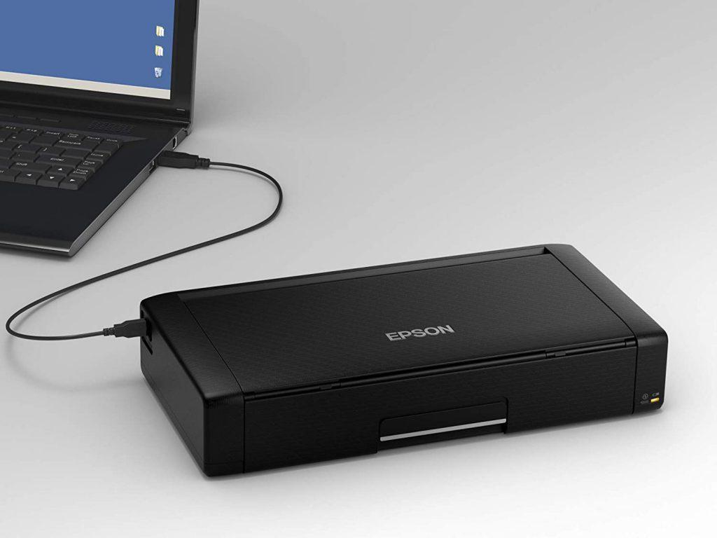 epson workforce wf 110w USB