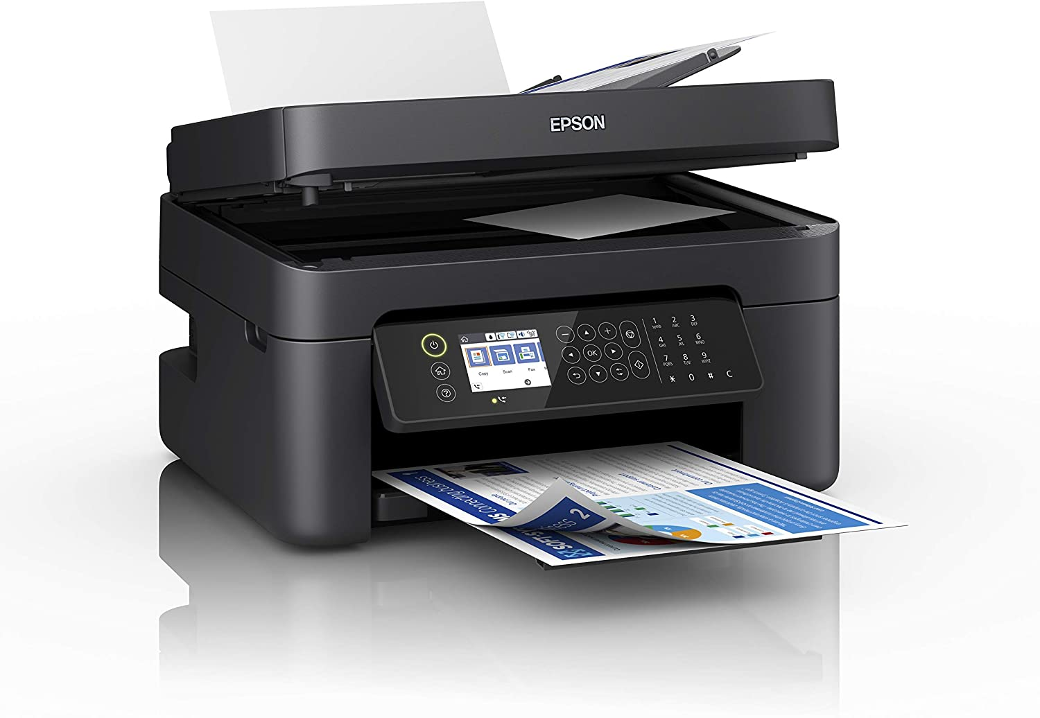 epson workforce wf-2850dwf opiniones