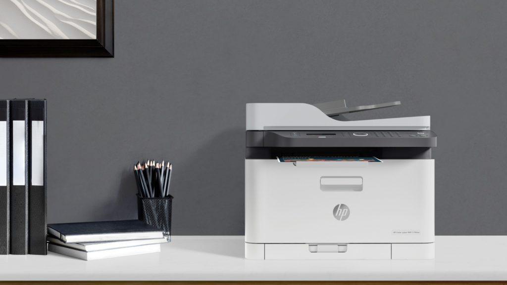 hp color laser mfp 179fnw impresora láser multifunción