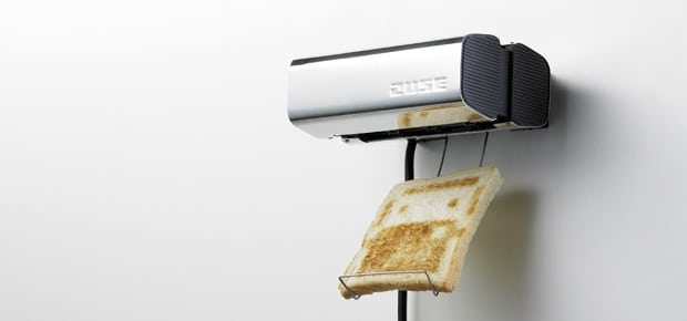 impresora de pan