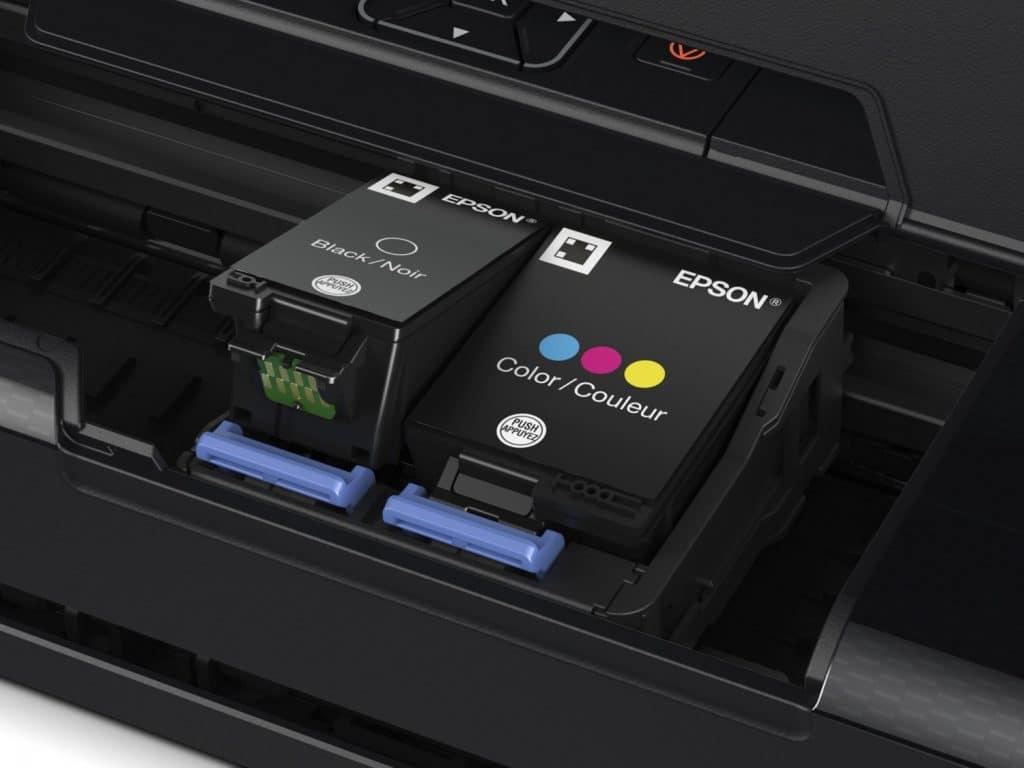 impresora epson workforce wf-110w tinta