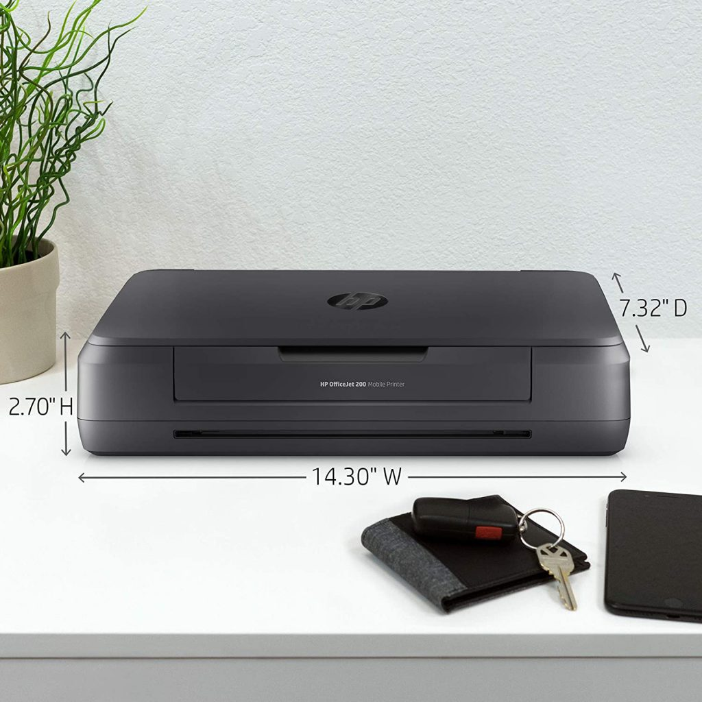 medidas HP OfficeJet 200