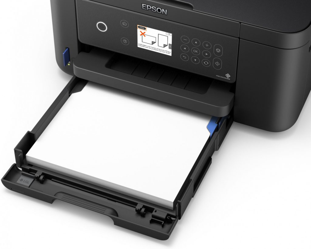 Epson Expression Home XP 5100 inyeccion