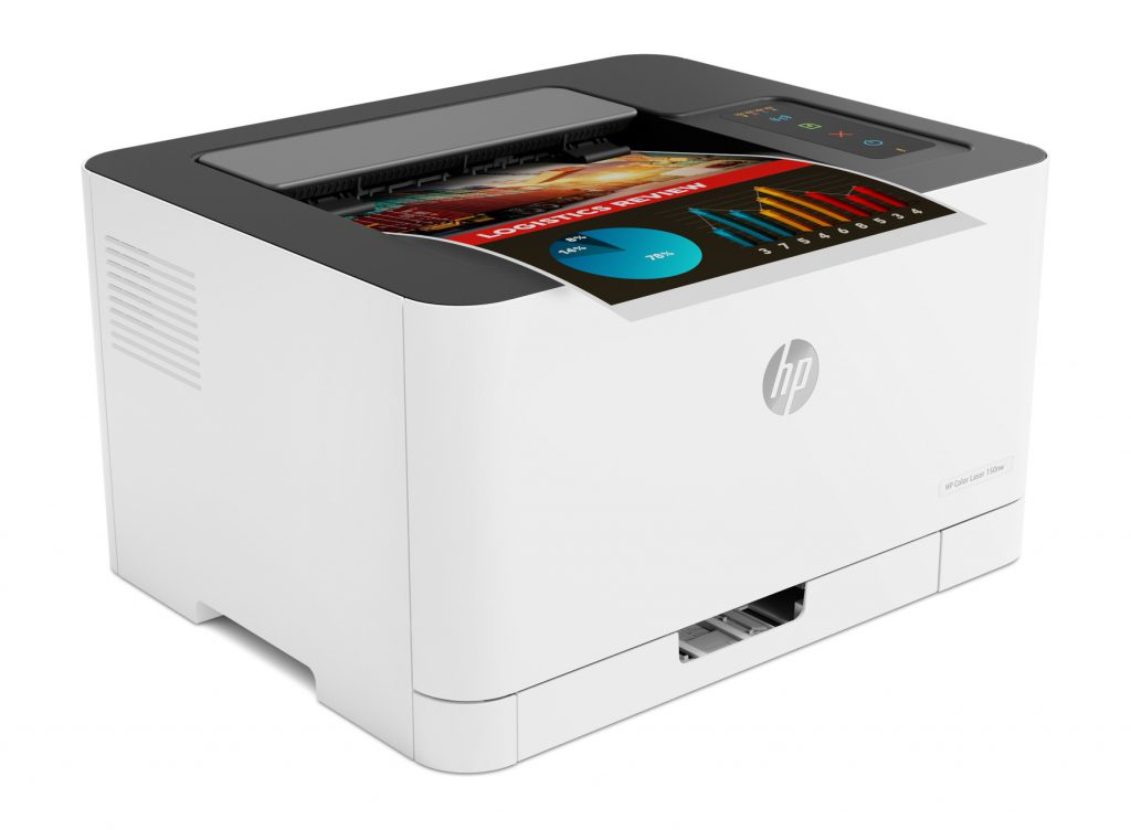 HP Color Laser 150a