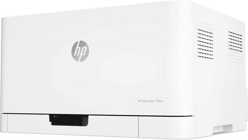 HP Color Laser 150nw mas pequeña