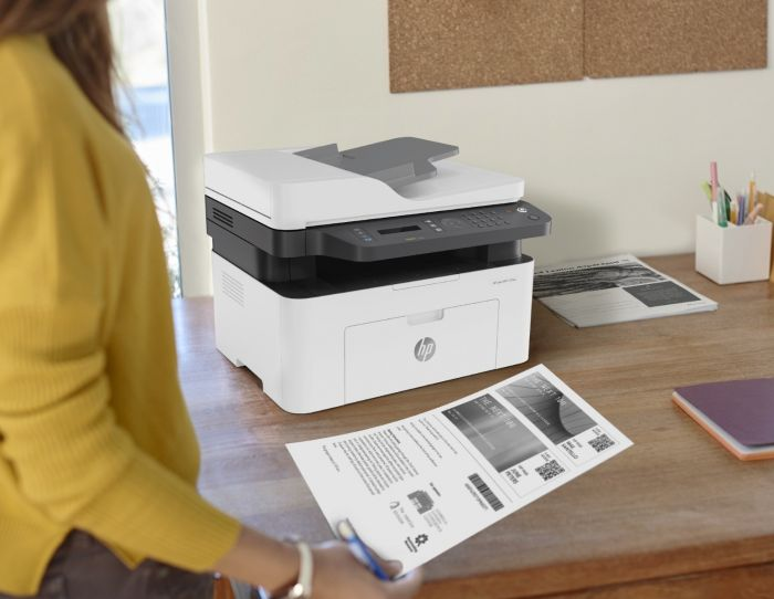HP Laser MFP 137fnw analisis
