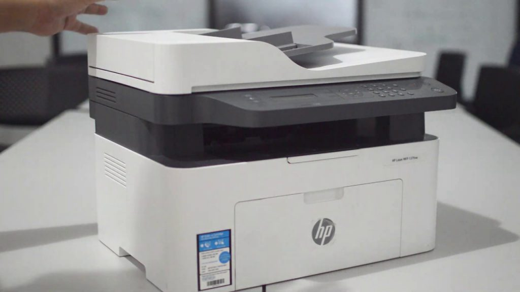 HP Laser MFP 137fnw review