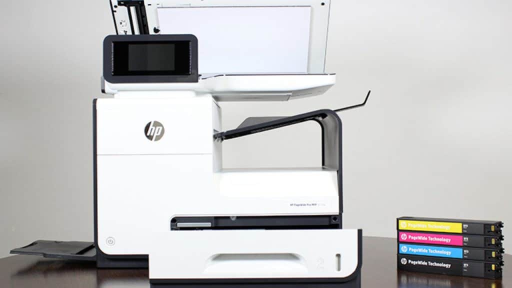 HP PageWide Pro 477DW analisis