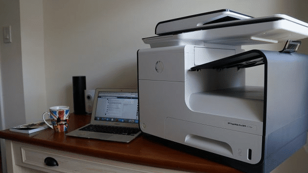 HP PageWide Pro 477DW opinión