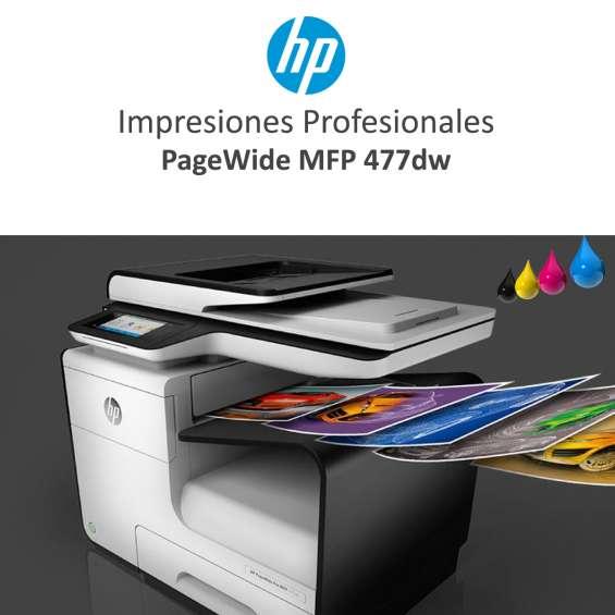 HP PageWide Pro 477dw tinta