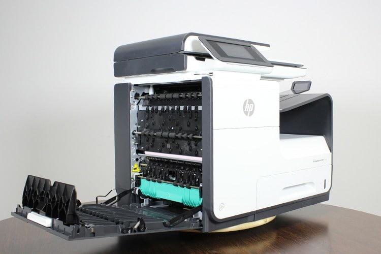 HP Pro 477DW cabezal PageWide