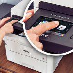pantalla tactil Impresora Brother MFC-L3750CDW