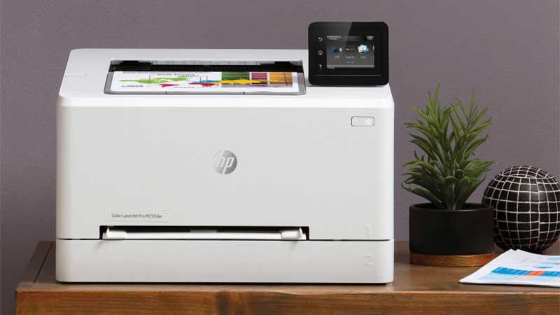 HP Color LaserJet Pro M255dw análisis