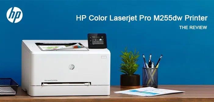 HP Color LaserJet Pro M255dw review