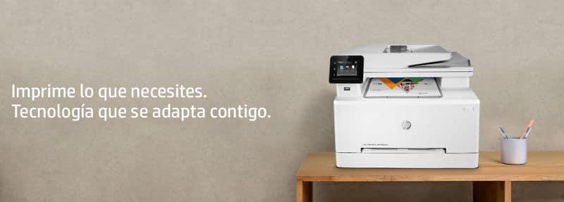 HP Color LaserJet Pro MFP M283FDW características