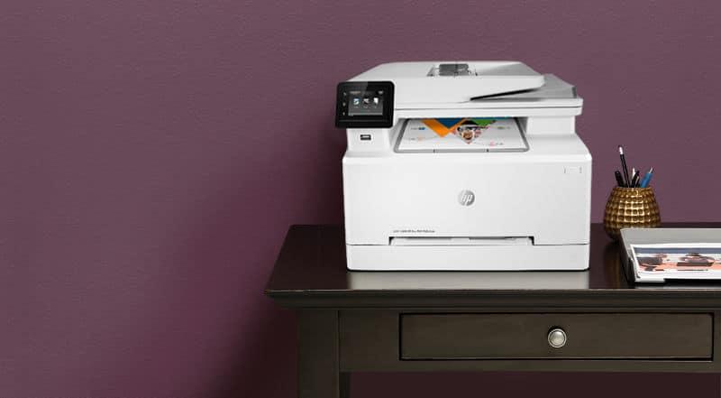 HP Color LaserJet Pro MFP M283FDW valoración