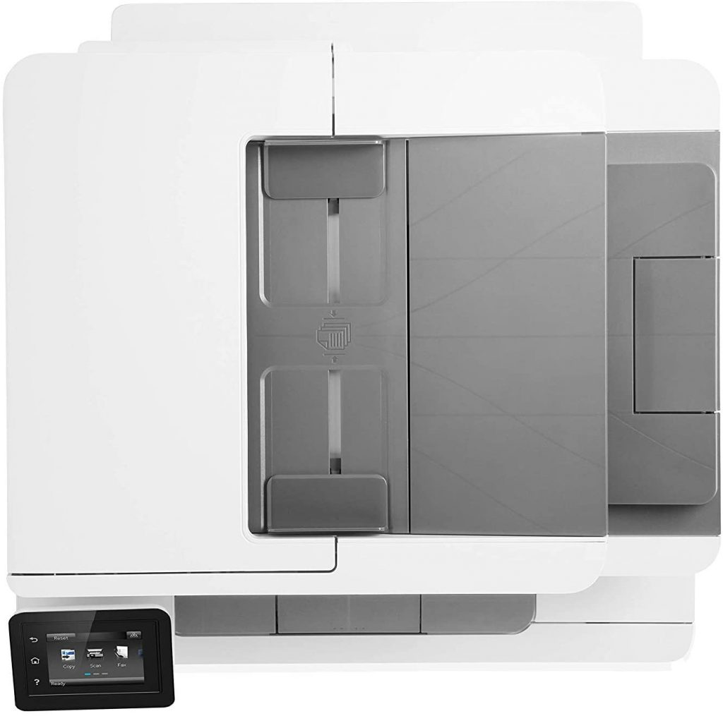 HP LaserJet Pro MFP M283FDW escaner adf