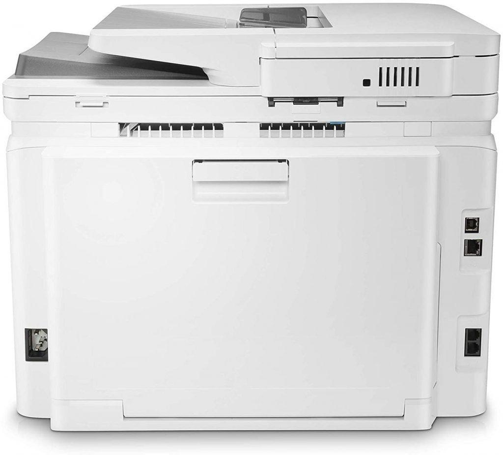 HP LaserJet Pro MFP M283FDW fax ethernet usb