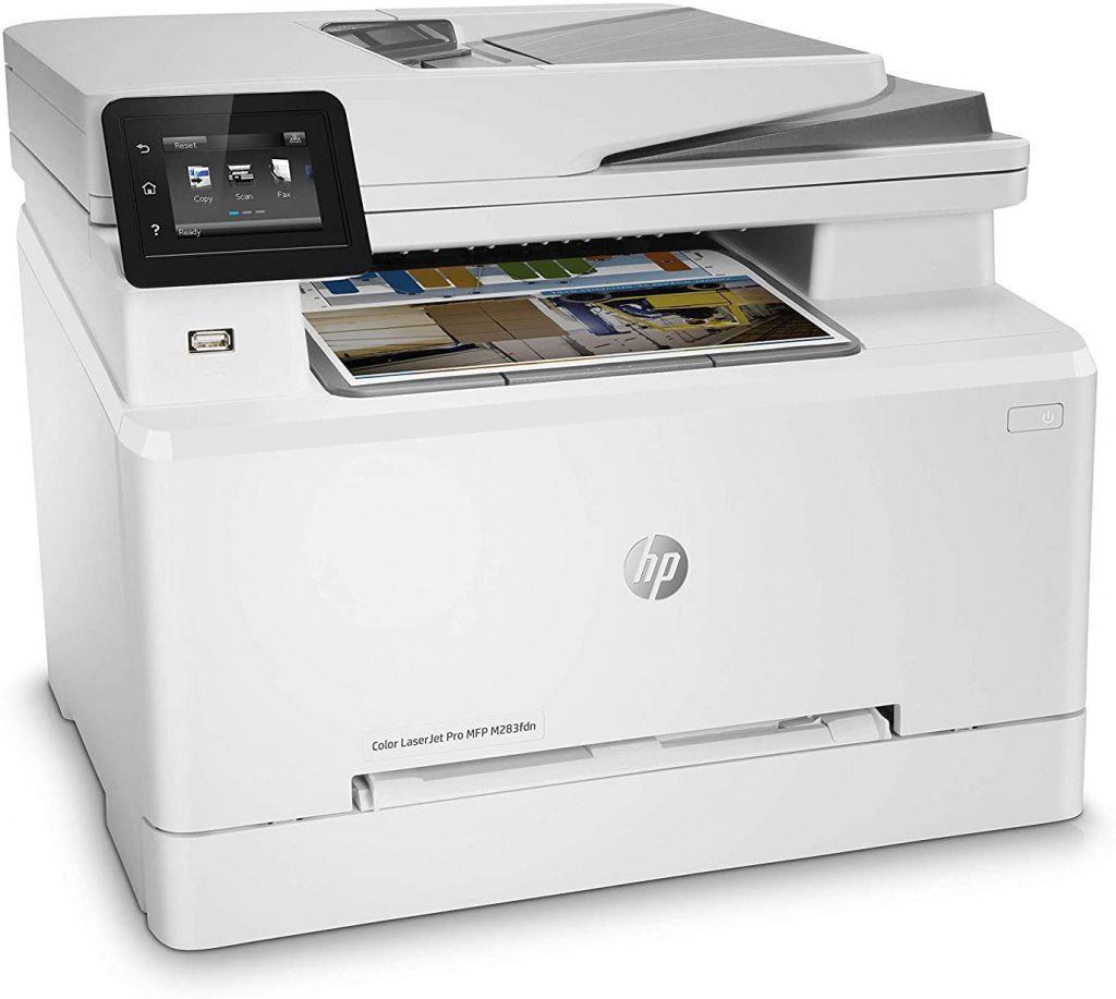 HP LaserJet Pro MFP M283FDW impresora wifi