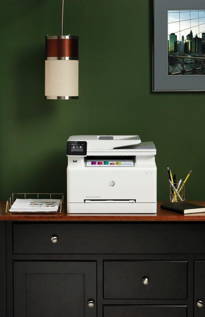 HP LaserJet Pro MFP M283FDW opinión