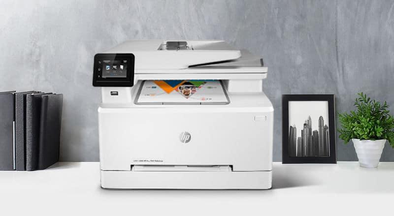HP LaserJet Pro MFP M283FDW review