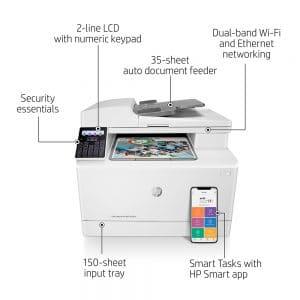 Impresora HP Color LaserJet Pro M183fw características